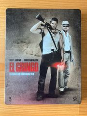 El Gringo in Steelbook Bluray