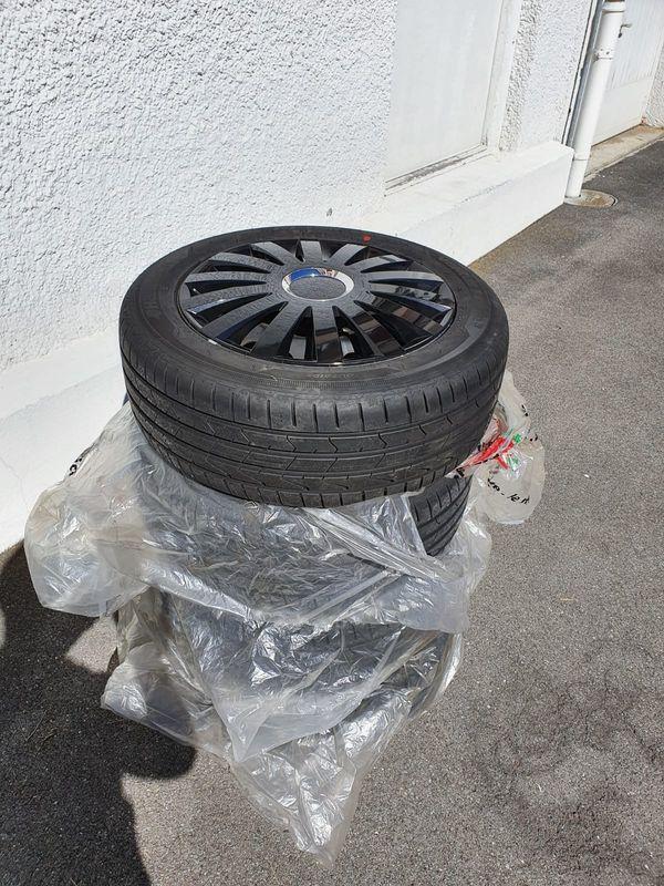 Komplettreifen Opel Astra zu verkaufen