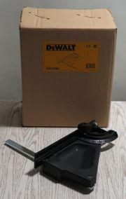 DeWALT Schiebe- und Gehrungsanschlag - DE3496-XJ