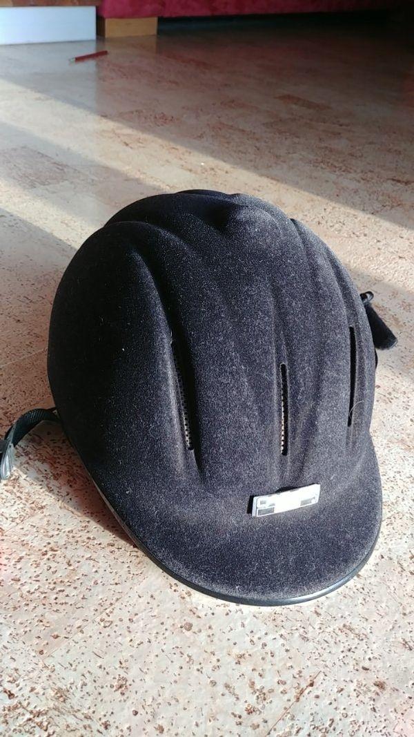 neuw casco Reithelm Gr M