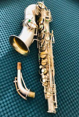 Blasinstrumente - Vintage Altsaxophon Martin