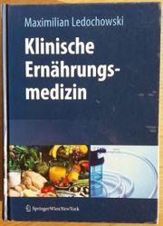 Ernährungsmedizin Ledochowski 1000 Seiten