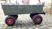 Bollerwagen strandtauglich 28 Jahre alt