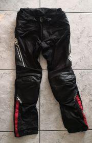 Motorrad Textil-Lederhose