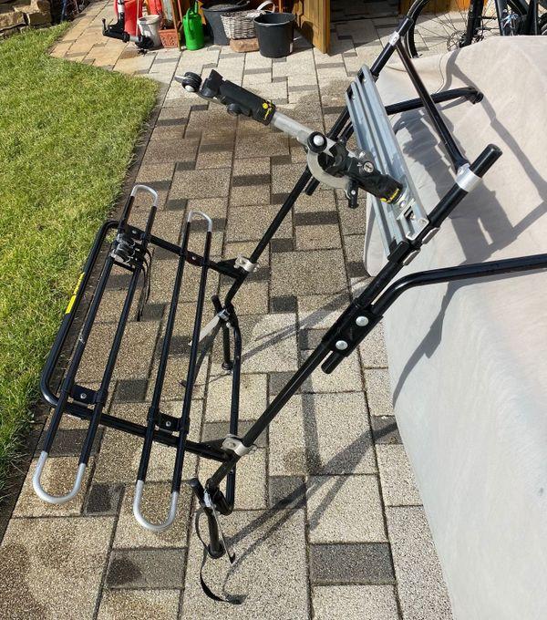 Fahrrad-Heckträger für Zafira C Tourer