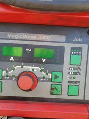 Fronius Magicwave 3000 Job WIG