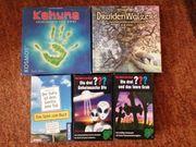 Mini-Spiele Kahuna Druidenwalzer u a