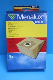 Menalux 1803 P Staubsaugerbeutel 5