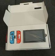 Nintendo Switch Nagel Neu Unbespielt