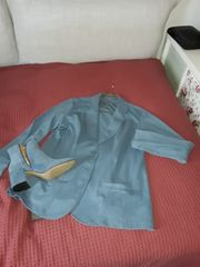 Damen blazer Jersey
