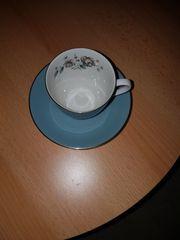 KAFFEESERVICE ROYAL DOULTON GEBRAUCHT AUS