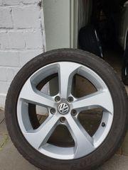 Golf GTI Reifen und Felgen