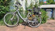 Saxonette Fahrrad mit Hilfsmotor