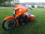 Harley-Davidson Electra Glide FLHTCUI Bagger