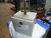 WRT Minimalmengen Kühl - Schmiersystem