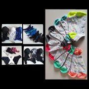 getragene Socken oder Schuhe