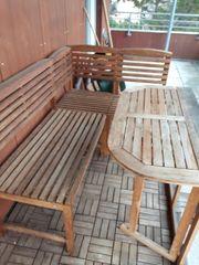 Balkon-Sitzgruppe