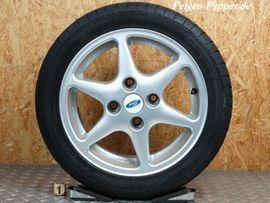 Alufelgen - 4x Titan Ford Fiesta KA