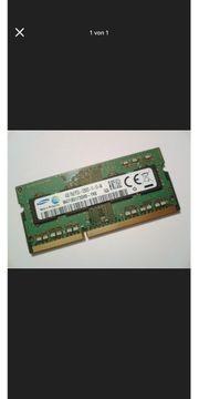Laptop RAM 4GB-8GB