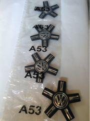 VW Radnabenabdeckungen