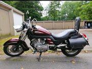 Motorrad JinLun 250ccm außergewöhnlich