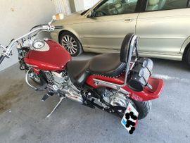 Yamaha über 500 ccm - YAMAHA XVS 1100