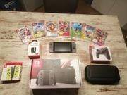 Nintendo Switch Konsole grau 7