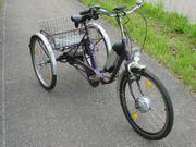 24 Zoll Dreirad E - Fahrrad