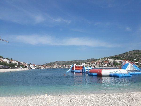 Urlaub in Kroatien in mitten