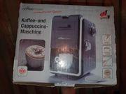 coffeemaxx Kaffee- und Cappuccino- Maschine -