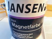 Wand Magnetfarbe