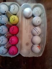 Golfbälle von Callaway zu Verkaufen