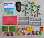 Playmobil Hasenstall 3075