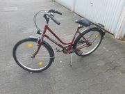 Mädchen Damen Fahrrad