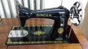 Singer - Antike Nähmaschine