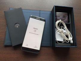 SAMSUNG Galaxy S7 edge, mit Zubehör, gebraucht