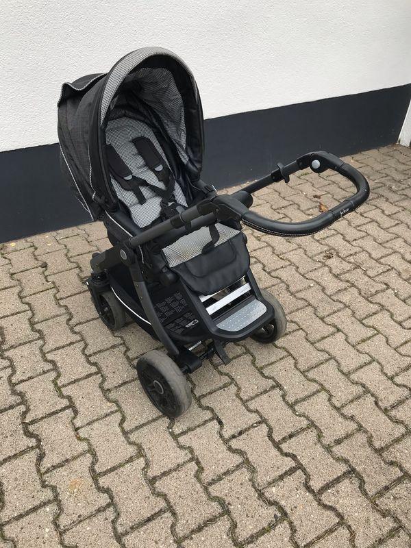 Kinderwagen Cosmo von Teutonia