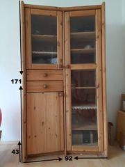 BIO-Vollholzmöbel Sideboard und Schrank