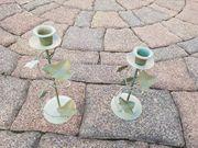 Dekorative Kerzenständer 2 Stück