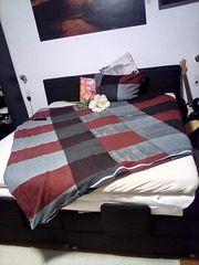 Doppelbett neuwertig