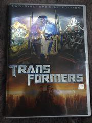 Transformers 1 und 2 DVD