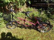 Eltern-Kind Tandem Kidder Family Bike