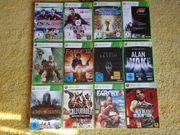 Xbox 360 mit Spielepaket