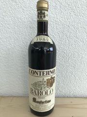 Giacomo Conterno - 1982 Barolo Monfortino