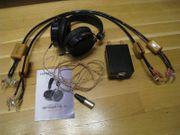 Hifiman HE-6 mit Hifiman Adapterbox