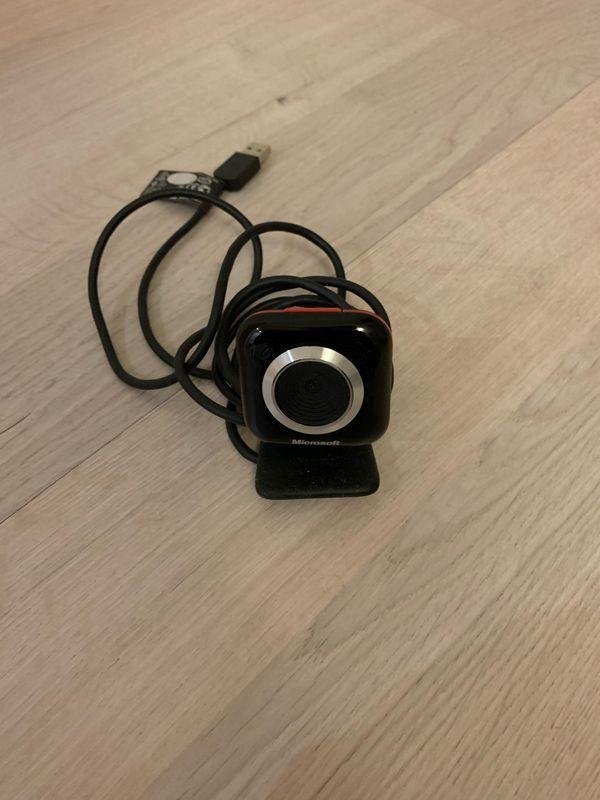 Webcam Microsoft Lifecam VX-5000