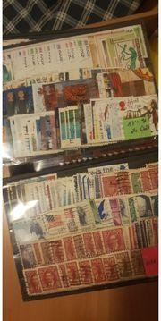 Briefmarken Weltweit USA Nachlass Lot