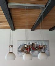 Lampe Pendelleuchte Pendellampe Wohnzimmer Esszimmerlampe