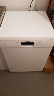 Geschirrspüler Siemens SN25L280EU iQ500 Weiß