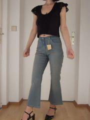 Sexy Jeans Schlag Gr 36